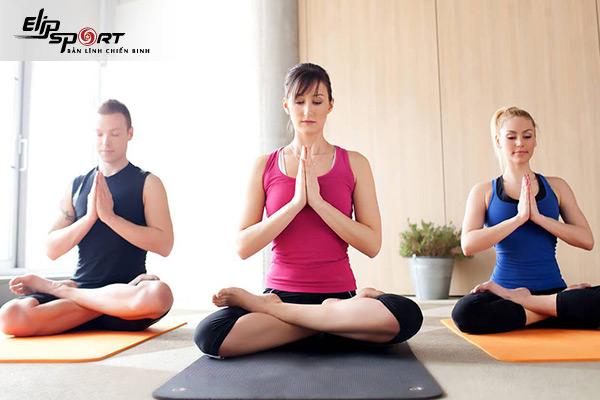 tập yoga Tp. Sa Đéc, Đồng Tháp