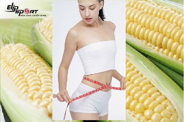 thực đơn giảm cân bằng bắp