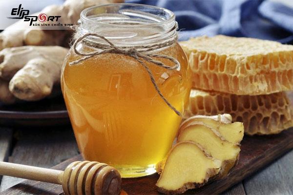 uống gừng với mật ong có giảm cân không