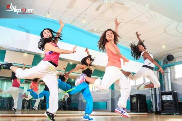 aerobic ở Gò Vấp, Hồ Chí Minh