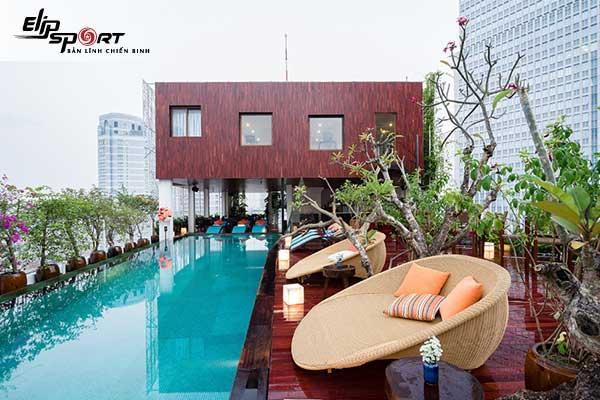 bể bơi Quận 1, Hồ Chí Minh