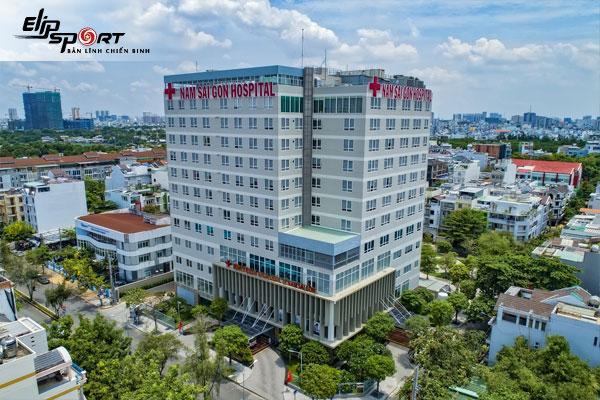 bệnh viện ở quận 7, Hồ Chí Minh