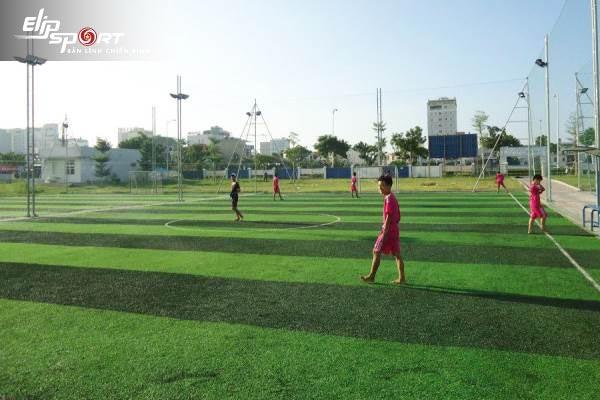 sân đá banh Quận Liên Chiểu, Đà Nẵng