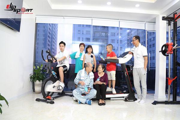 cửa hàng dụng cụ thể thao Chí Linh - Hải Dương
