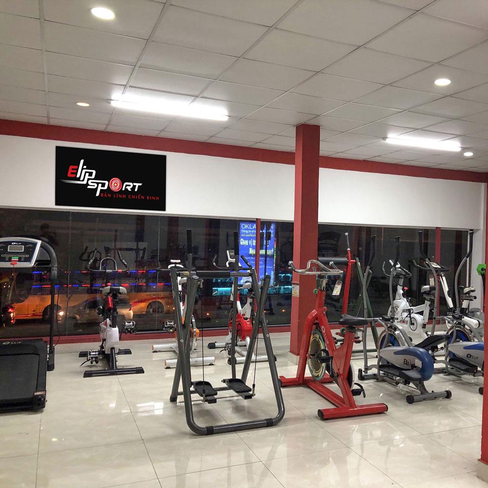 Cửa hàng cửa hàng dụng cụ thể thao, gym Nam Đàn - Nghệ An