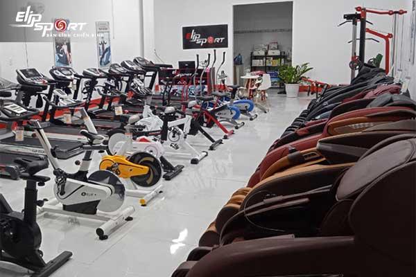 cửa hàng dụng cụ thể thao Phú Giáo - Bình Dương