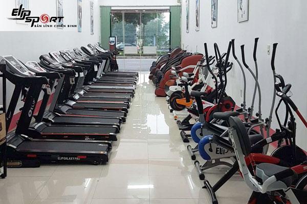 cửa hàng dụng cụ thể thao Tân Phú - Đồng Nai
