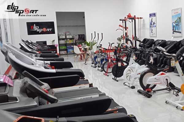 cửa hàng dụng cụ thể thao Cẩm Giàng - Hải Dương