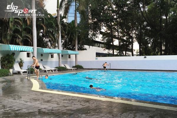 Danh sách các địa chỉ hồ bơi ở Tân Bình, Hồ Chí Minh