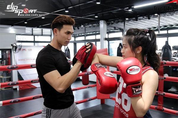 Địa chỉ học boxing Tân Bình, Hồ Chí Minh