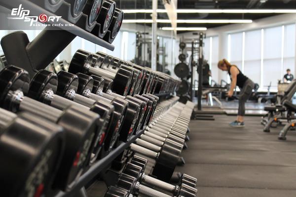 phòng tập gym Quận Liên Chiểu, Đà Nẵng giá rẻ