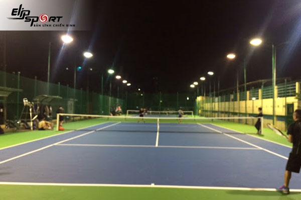 sân tennis ở Gò Vấp, Hồ Chí Minh