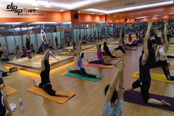 yoga quận 7, Hồ Chí Minh
