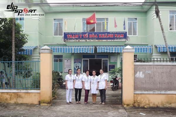 danh sách trạm y tế Quận Liên Chiểu, Đà Nẵng