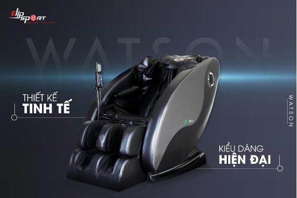 Ghế massage toàn thân uy tín chất lượng nhất Đà Nẵng