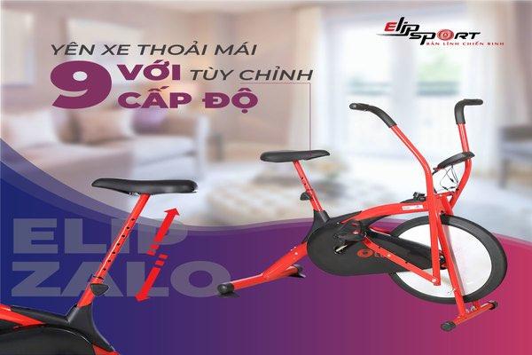 Xe đạp tập thể dục uy tín chất lượng nhất Hải Phòng