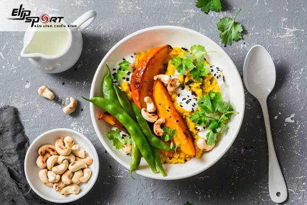 hàm lượng calo trong thực phẩm hàng ngày