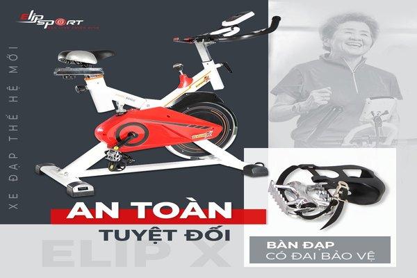 Xe đạp tập thể dục uy tín chất lượng nhất Thanh Hóa