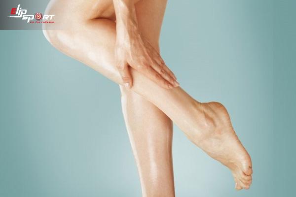 giảm mỡ chân