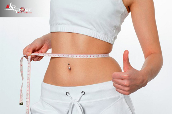 giảm mỡ 2 bên eo