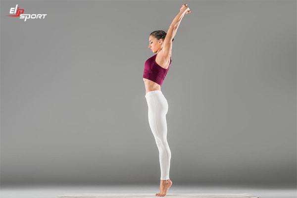 yoga tăng chiều cao