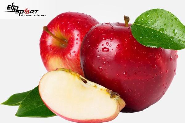 1 quả táo bao nhiêu calo