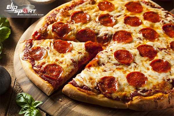 pizza bao nhiêu calo