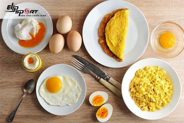 Bà bầu nên ăn trứng gà vào lúc nào