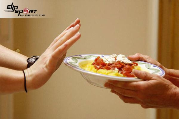 Thực đơn low carb giảm mỡ bụng