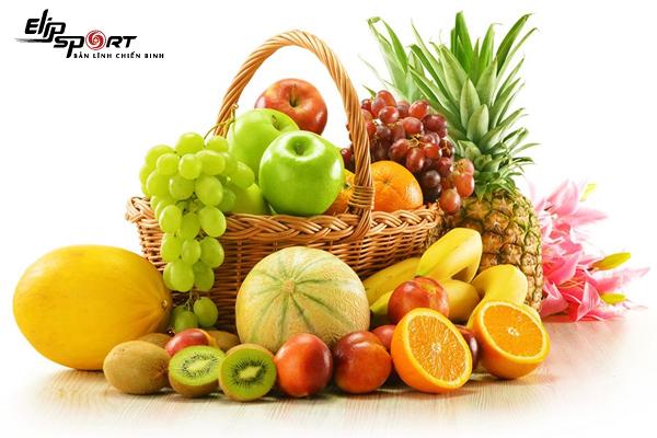 bảng calo trái cây