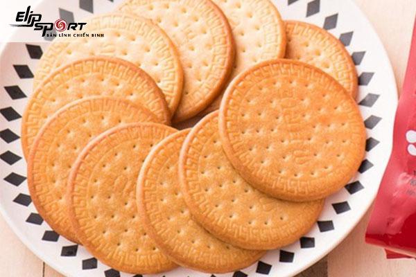 bánh quy bao nhiêu calo