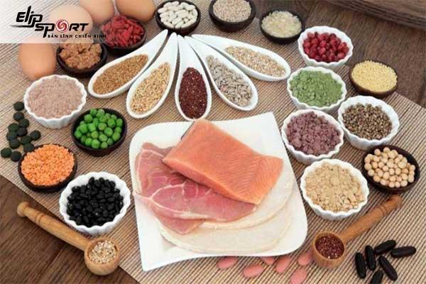 Thực phẩm giàu protein ít calo
