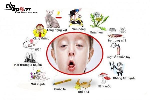 bệnh hen suyễn nguyên nhân và cách điều trị