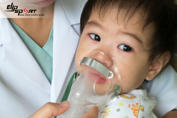 triệu chứng hen suyễn ở trẻ