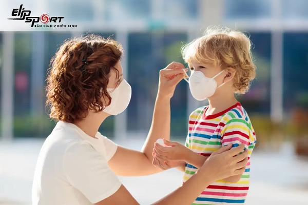 nguyên nhân viêm phế quản ở trẻ em