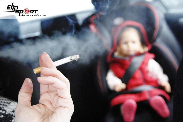 Trẻ bị viêm phế quản có tiêm phòng được không?