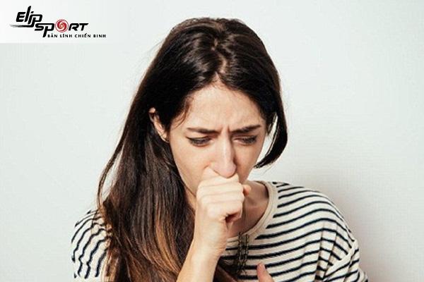 viêm phế quản triệu chứng