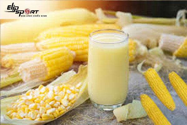 sữa bắp có tác dụng gì