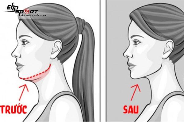cách giảm mỡ mặt