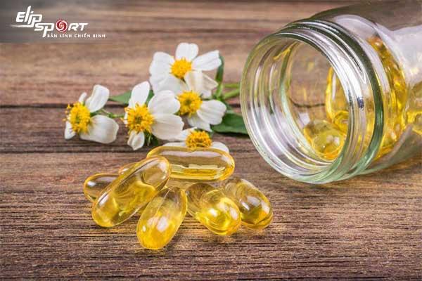da dầu có nên bôi vitamin E