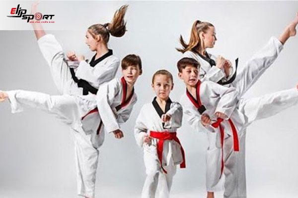 nên học karate hay taekwondo