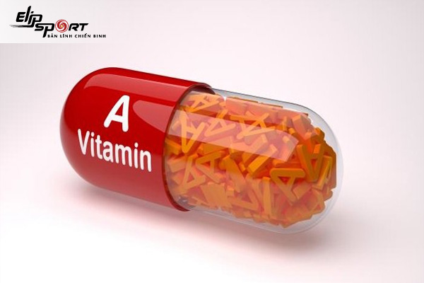 uống vitamin a