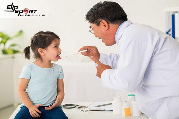 viêm đường hô hấp cấp ở trẻ em