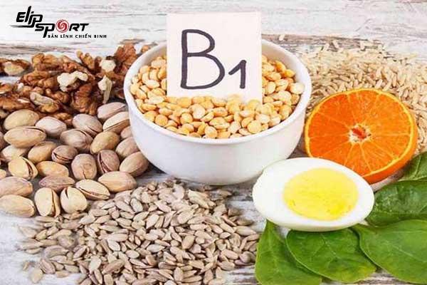 vitamin b1 có tác dụng gì