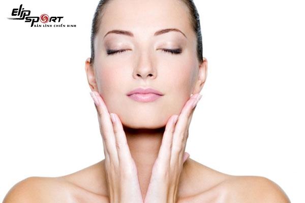 cách làm giảm mỡ mặt cho nữ