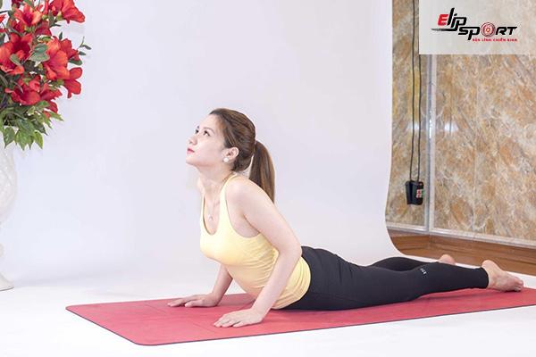 bài tập yoga tăng cân tại nhà