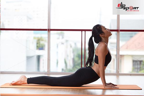 các bài tập yoga tăng cân