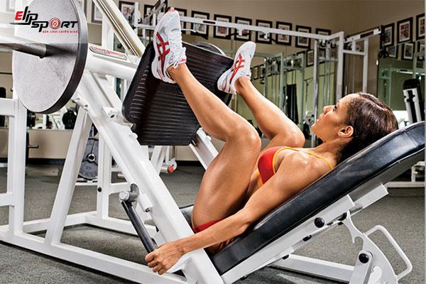 chân vòng kiềng có nên tập gym