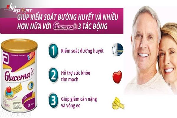 sữa ensure cho người già bị tiểu đường