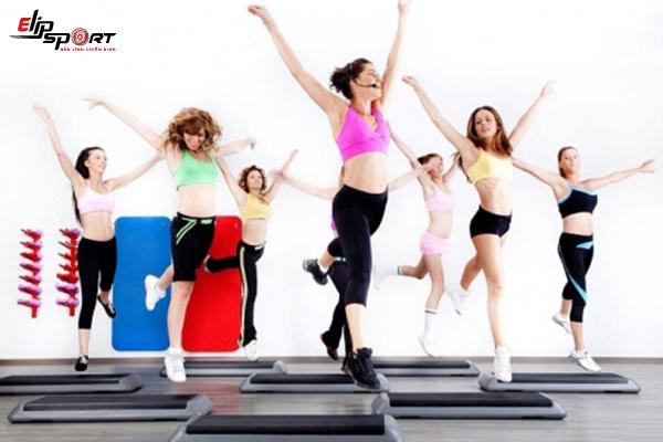 tập aerobic có tăng cân không